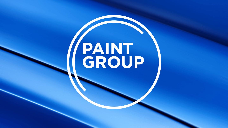 Создание бренда Paintgroup