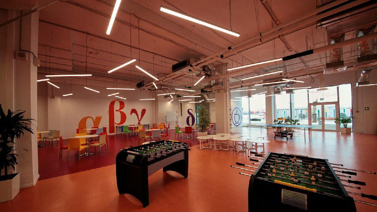 Образовательный центр Сириус в г. Сочи