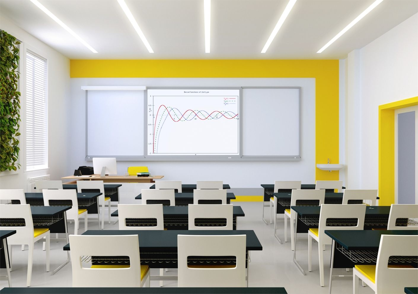 Дизайн пространств Школы будущего. «Белово» и «Тайга» - hsedesignlab.ru