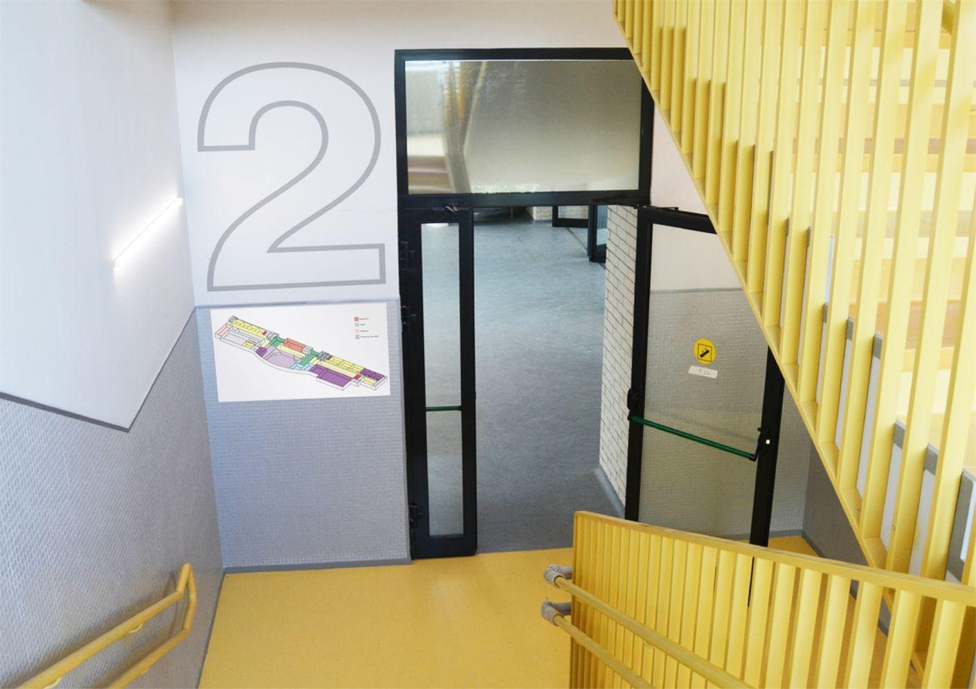 Брендинг школы 548 в Москве от Лаборатории дизайна НИУ ВШЭ - hsedesignlab.ru.
