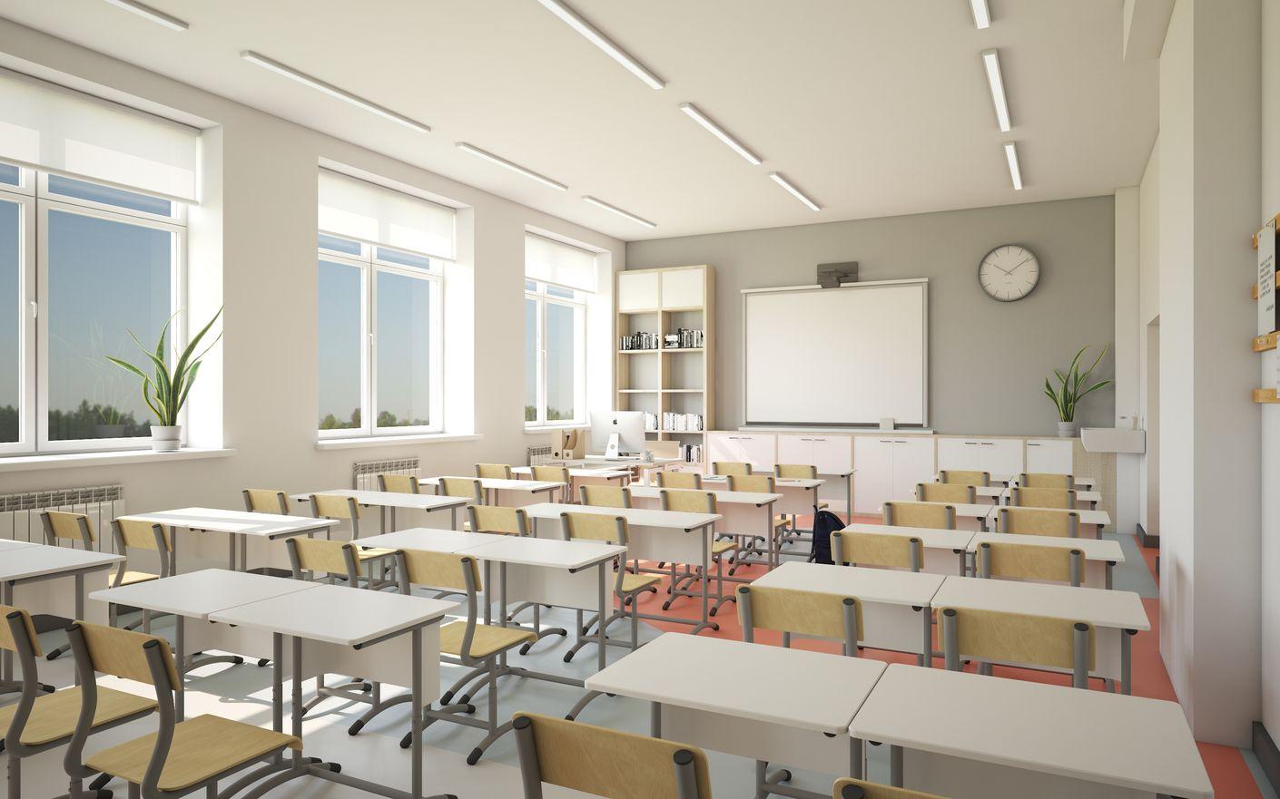 Дизайн образовательных пространств для школ в городе Грозный. Лаборатория дизайна НИУ ВШЭ - hsedesignlab.ru