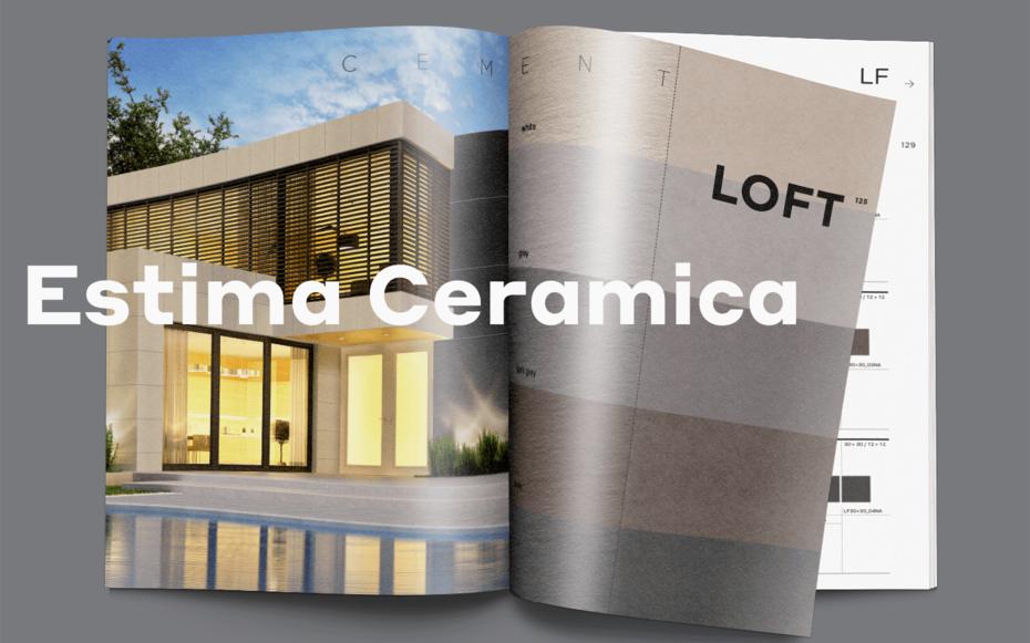 Каталог для Estima Ceramica