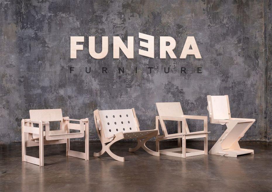 Мебельный конструктор FUNERA. Разработка продукта ибрендинг