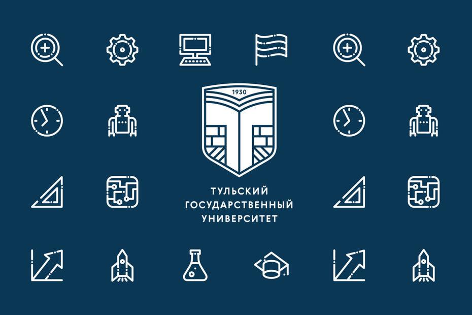 Разработка фирменного стиля для Тульского государственного университета