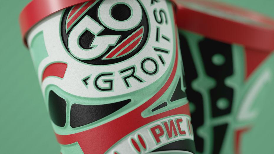 Упаковка спортивных круп GoGroats