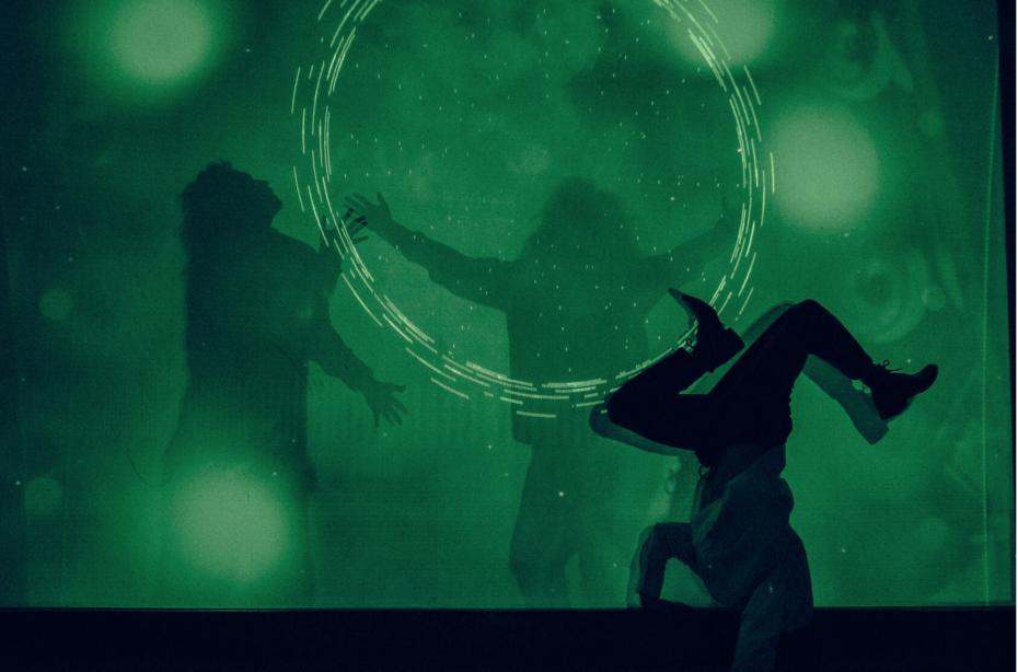 Звуковые композиции кработам выставки «Синкретизм| Бесконечность иРоза»