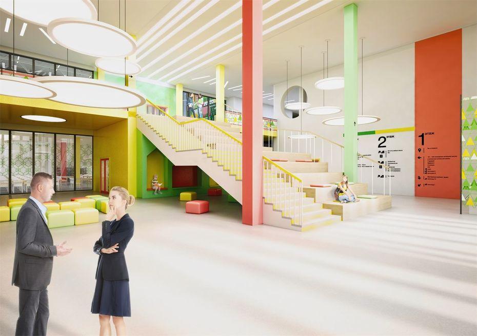 Школа будущего. «Белово» и«Тайга»